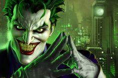 Primer vistazo a El Guason de Gotham (perdónalos Batman) • Noticia ...