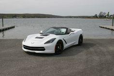 Callaway Corvette on the lake