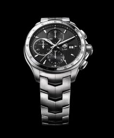 TAG Heuer Link, for the stylish individual