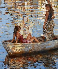 Born in 1947, Paul Hedley was brought up in Chatham, Kent. He attended Medway College of Art from 1966-68, and Maidstone College of Art 1968-71 and was awarded the Diploma in Art and Design. He received a David Murray Landscape Scholarship in the summer of 1971, and was a prizewinner in the 1976 Camden Painting Competition.    His paintings and drawings show his incredible ability to describe figurative form in the context of good quality and exciting compositions.