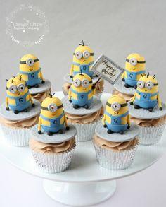 Celebration and Novelty Cupcake Ideas                                                                                                                                                                                 More