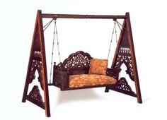 1000 images about zopala or jhoola on pinterest swings for Garden jhoola designs