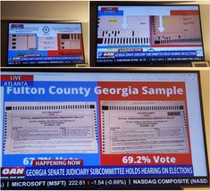 Fulton County, Freedom Of Speech, Thats Not My
