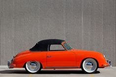 1955 Porsche 356 Continental Maintenance/restoration of old/vintage vehicles: the material for new cogs/casters/gears/pads could be cast polyamide which I (Cast polyamide) can produce. My contact: tatjana.alic@windowslive.com