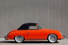 1955 Porsche 356 Continental Convertible
