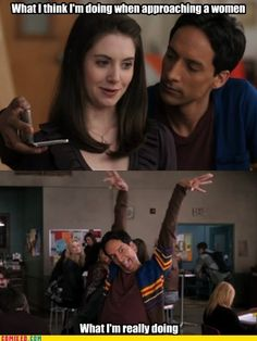 Fifty Shades of Abed