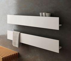 Radiatore scaldasalviette ad acqua calda / di alluminio / moderno T by Matteo Thun & Antonio Rodriguez  Antrax IT