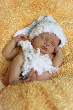 boy's elf hat