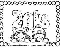 New Years Activities, Winter Activities, Art Activities, Colouring Pages, Coloring Sheets, Coloring Books, Winter Art, Winter Theme, Preschool Crafts