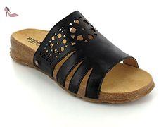 Haflinger Donna - Noir - Noir, 42 - Chaussures haflinger (*Partner-Link)
