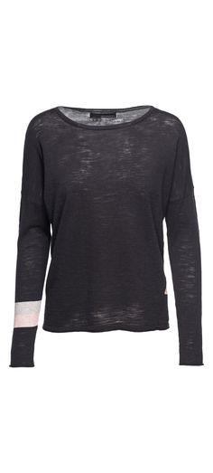360 Sweater Tae in Black/Heather Grey/Quartz / Manage Products / Catalog / Magento Admin