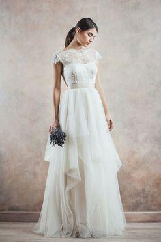 Divine Atelier Poetica 2014 Wedding Dress Collection | Bridal Musings Wedding Blog 8