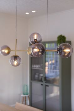 """Lindsey Adelman Chandelier Knock Off . Lindsey Adelman Chandelier Knock Off . Lindsey Adelman """"branching Bubbles"""" In Brushed Brass with Blown Glass Pendant Light, Blown Glass Chandelier, Chandelier Picture, Bubble Chandelier, Rustic Chandelier, Pendant Chandelier, Chandelier Lighting, Chandelier Ideas, Glass Lamps"""