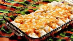 Bill Phillips Chicken Enchiladas They ARE AMAZING yummo and healthy