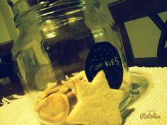 Cookies  de  vainilla