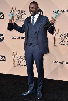 Idris Elba SAG Awards
