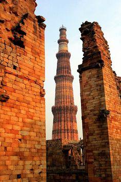 Qutub Minar, New Delhi | INDIA #qutub minar