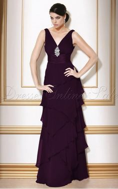 Find out the latest A-line Floor-length V-neck Purple Dress with Dressesy. From evening dresses to prom dresses, cocktail dresses to maxi dresses and more. Shop one from thousands of dresses here.
