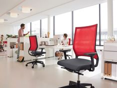 Quarterack chair from Fuze Business Interiors