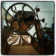 atelier da Tarsila na antiga fábrica da bhering www.tarsila.com