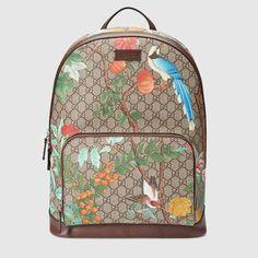 Gucci - Gucci Tian GG Supreme backpack Gucci Men 12ab51a3e2184
