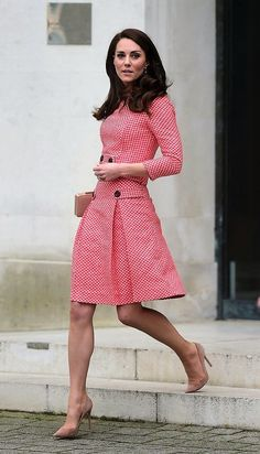 Prince William & Catherine — worldofwindsor: The Duchess of Cambridge...