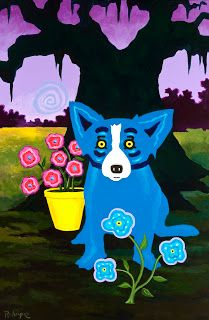 """""""Springtime is a=Comin'"""" 2013 painting 