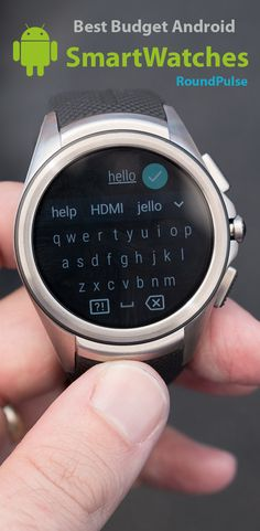 10 Cheap & Best Budget Android Smartwatches