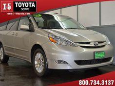 2010 Toyota Sienna, 98,623 miles, $20,990.