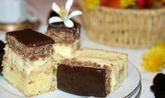 IMG_9236 Romanian Food, Food Cakes, Something Sweet, Cake Cookies, Cake Recipes, Caramel, Sweet Tooth, Bacon, Cheesecake