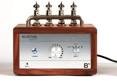 BlueTube (Audio Vacuum Tube Amplifier)
