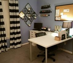 Julie Hamilton Witt ‎MAMBI The Happy Planner Group.My office makeover is complete!
