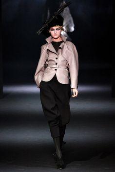 John Galliano Fall 2012 Ready-to-Wear Fashion Show - Vlada Roslyakova