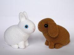 Dwarf rabbits pattern by Kati Galusz