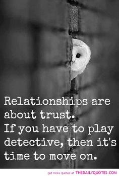 how to trust men