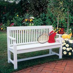 sittin pretty settee woodworking plan