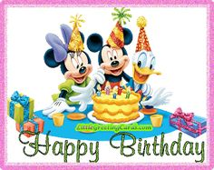 Happy Birthday Micky Mouse And Friends happy birthday happy birthday wishes happy birthday quotes happy birthday images happy birthday pictures happy birthday friend quotes Free Birthday Greeting Cards, Animated Birthday Greetings, Disney Birthday Card, Birthday Greetings For Facebook, Happy Birthday Cards, Birthday Sentiments, Mickey Birthday, Happy Birthday Quotes For Friends, Birthday Wishes For Kids