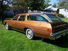 1974 Chevrolet Impala Wagon