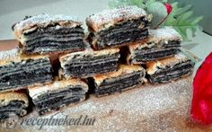 Recept: A bejgli mellé még vállaljunk be egy ilyet! Fruit Recipes, Desert Recipes, Sweet Recipes, Cake Recipes, Hungarian Desserts, Hungarian Recipes, Pastry Recipes, Cooking Recipes, Best Party Food