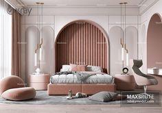 Luxury Kids Bedroom, Room Design Bedroom, Girl Bedroom Designs, Room Interior Design, Room Ideas Bedroom, Home Room Design, Home Bedroom, Bedroom Decor, Luxury Bedroom Design