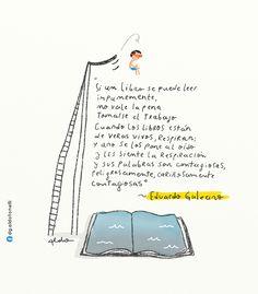 Galeano. Aldo Tonelli, ilustración
