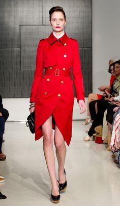 YSL Fashion Show fashion