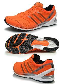 4e8a22b42b5f4e adidas Adizero Takumi 2 Womens Mens Running Shoes Trainers Size 6.5 EU 40