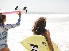 a promising horizon || Billabong's 'Learn to Surf' Day
