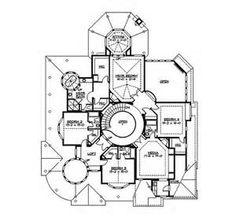Floor Plans On Pinterest House Plans Monster And