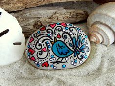 Silly Little Love Song / Painted Rock / Sandi by LoveFromCapeCod, $24.00