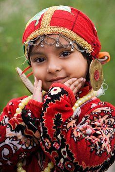 Polvo de Estrellas   allasianflavours: Girl in Gurkha Costume by...