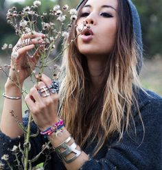 Beautiful By Choice: Sun-Kissed Hair: The Ombre Hairstyle