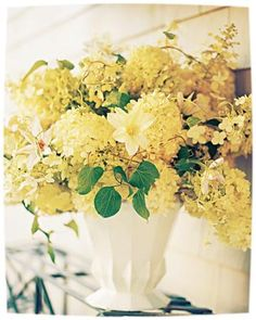 Flower arranging lessons