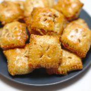 Mini-tourtes aux pommes cannelle 4 épices